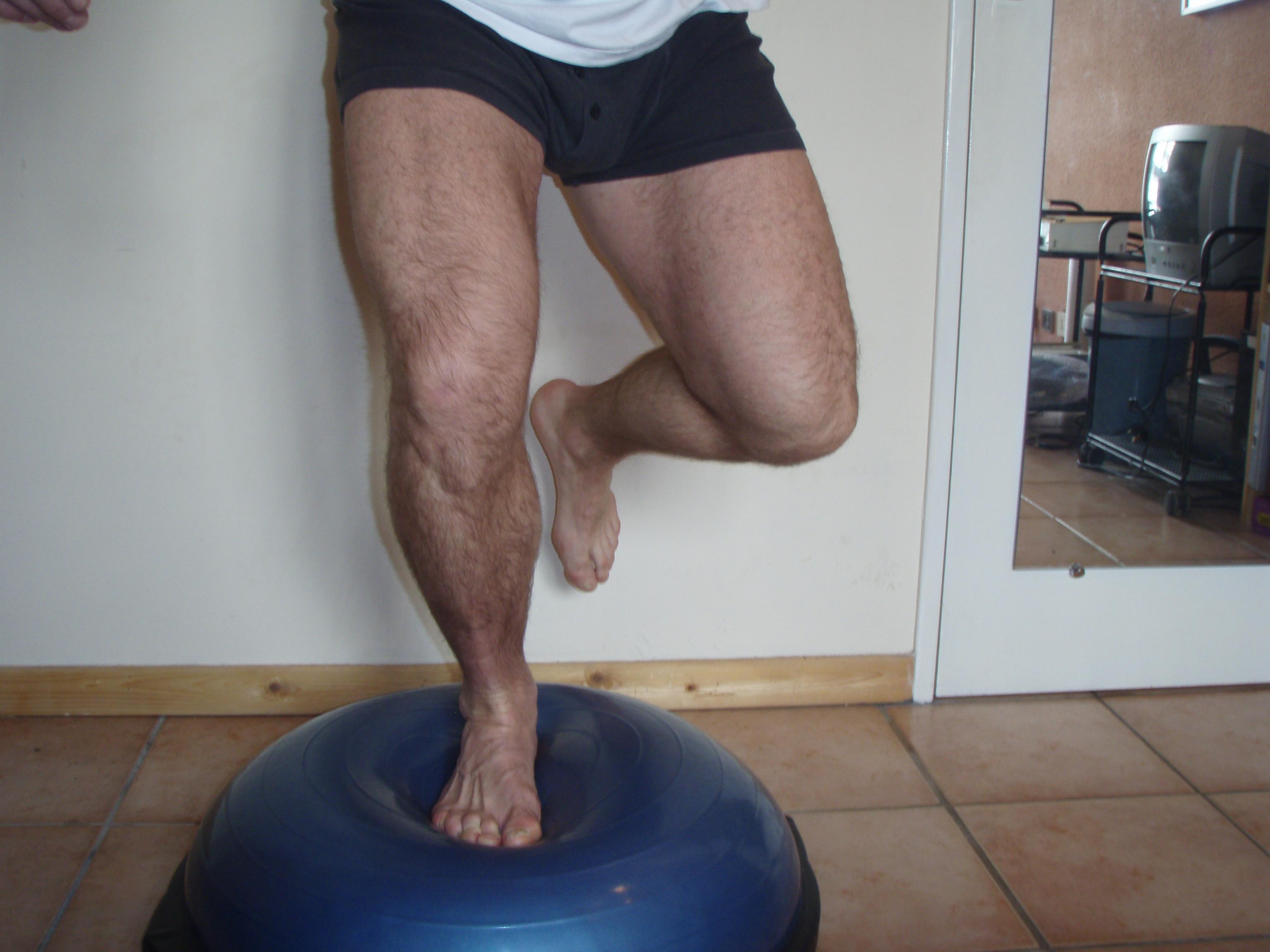 knee exercises for degenerative meniscal tear