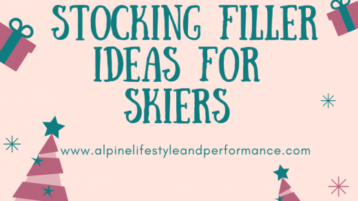 Stocking filler and Christmas presents ideas for skiers