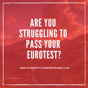 Tips to help pass your eurotest