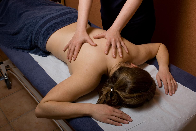 Massage voucher for skiers