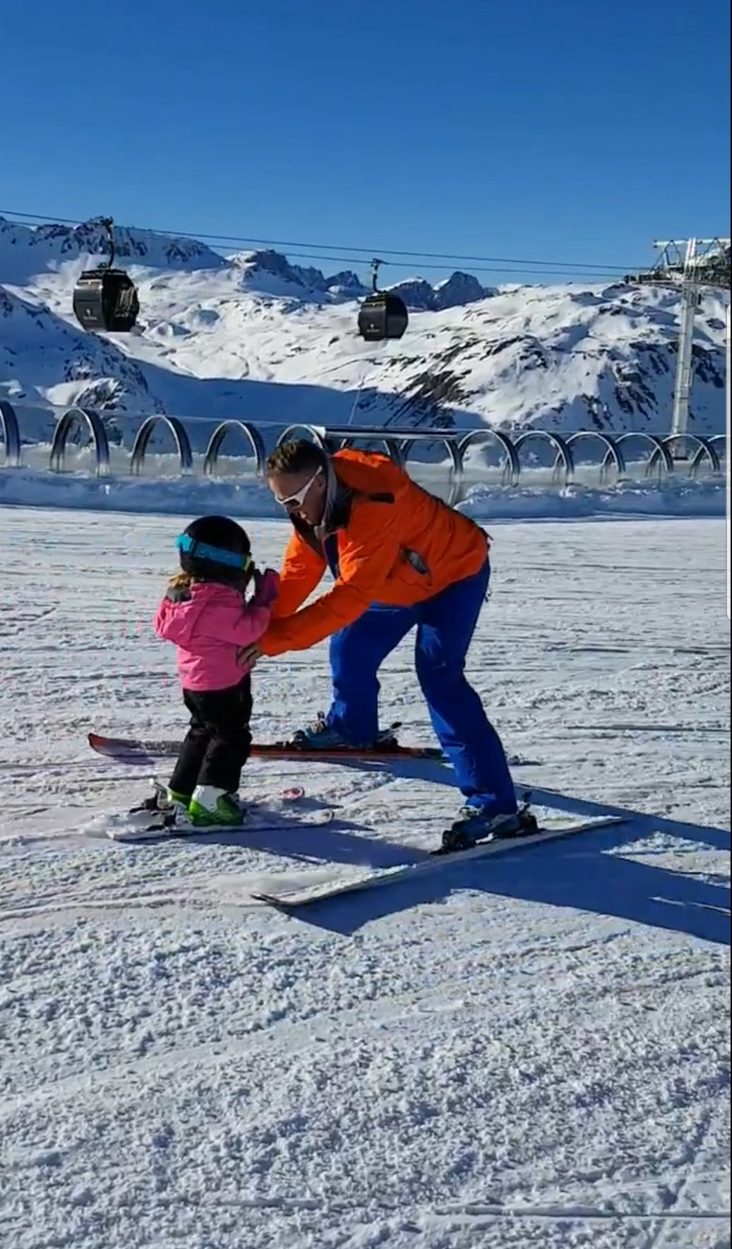 Book a ski lesson with Gavin