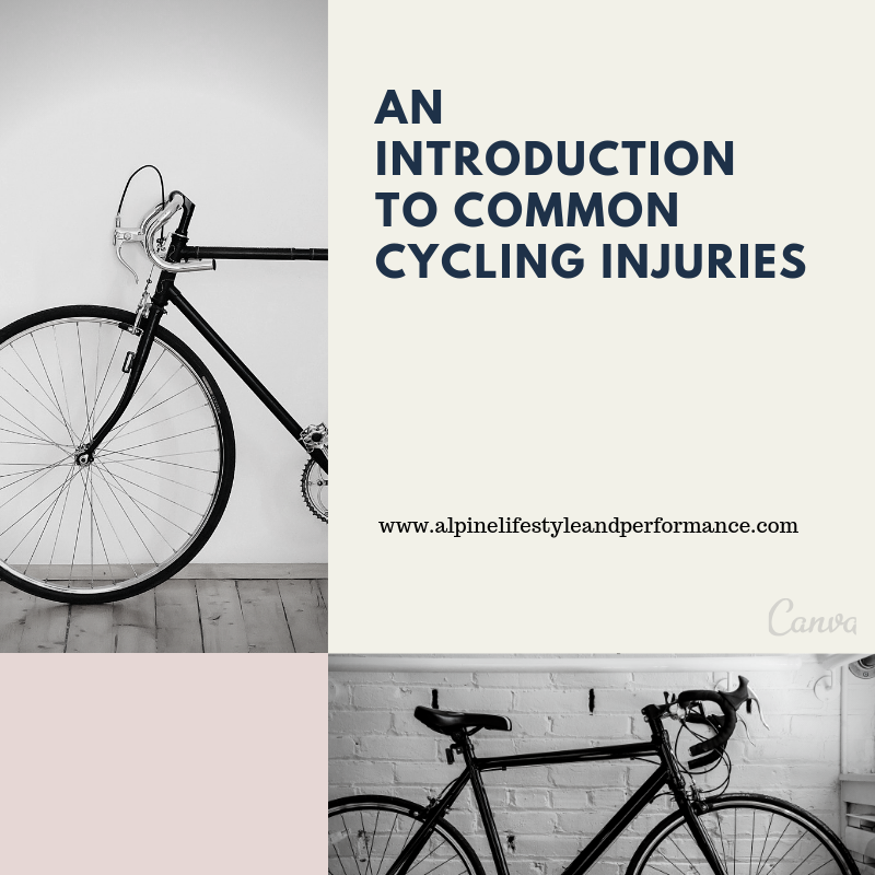 An introduction to common cycling injuries